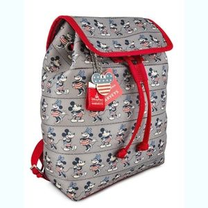 Disney Harveys Mickey American Backpack